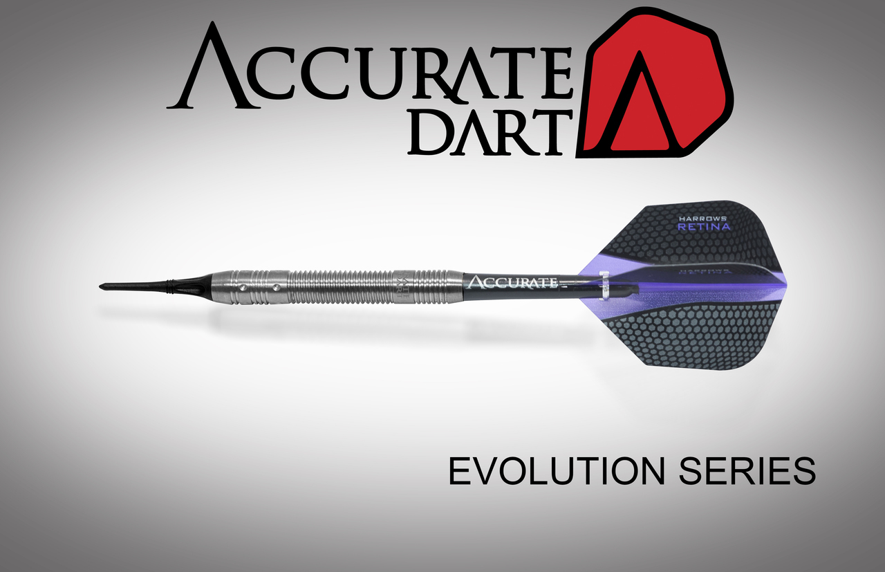Accurate Dart Soft Tip EVOLUTION-T40