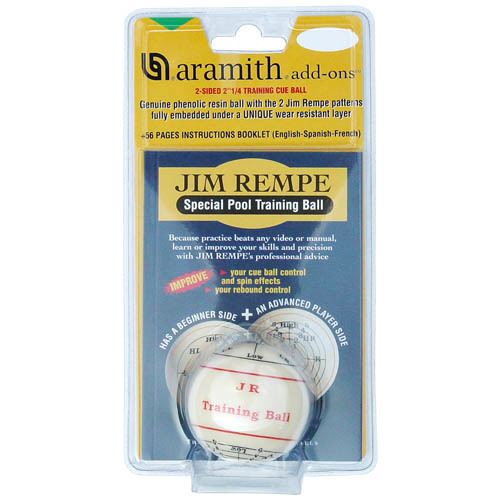 The Jim Rempe Training Ball by Aramith