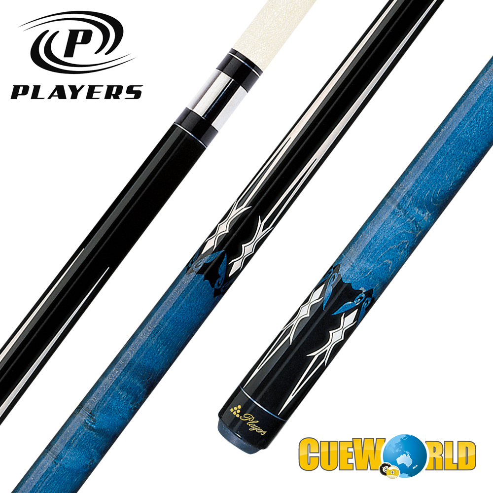 PLAYERS G-2218 POOL CUE 13MM