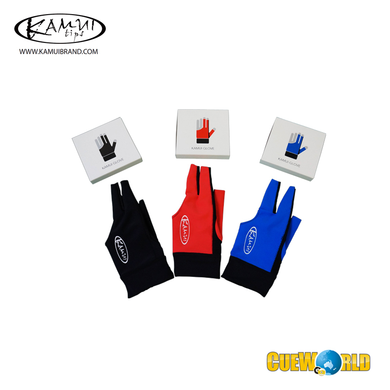 Kamui Glove(Hand:Right,Color:Black,Size:Large)