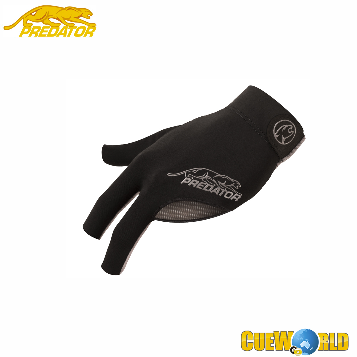 PREDATOR SECOND SKIN GLOVE GREY L-XL