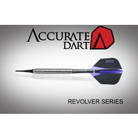 Accurate Dart Soft Tip REVOLVER - T40