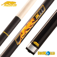 Predator BK3 Break Pool Cue No Wrap 13mm