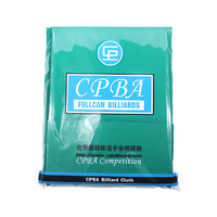 CPBA Competition Cloth 9ft Yellow Green