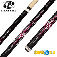 PLAYERS LADIES BARELY LEGAL POOL CUE 13MM