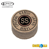 Kamui Original SS Pool Cue Tip 14mm