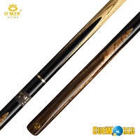 OMIN Snooker Cue Cobra 3/4
