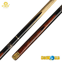 OMIN Snooker Cue Diamond Master 3/4