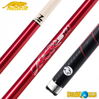 PREDATOR SPORT2 EMBER SPORTS WRAP POOL CUE 13MM